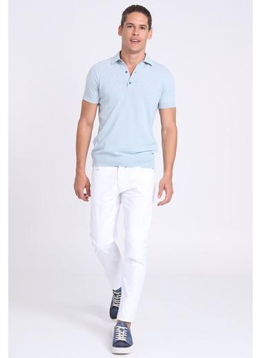 Lufian Pantolon Beyaz